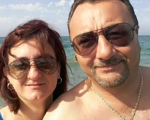 Grazia Sicilia e Calogero Cortese