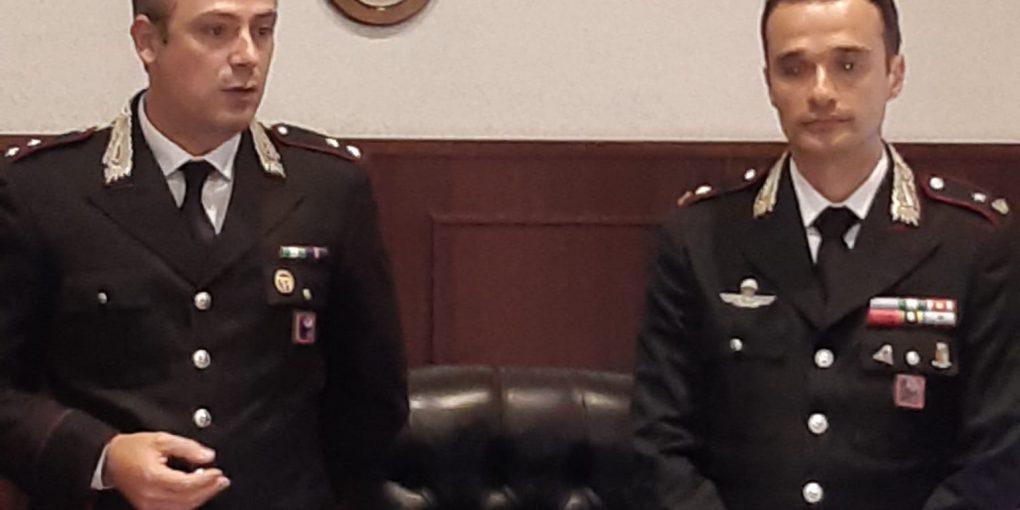 I Carabinieri di Formia