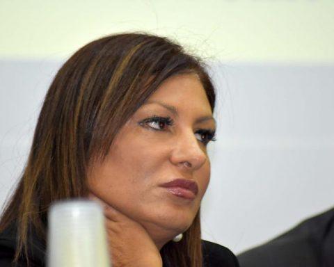 Il Presidente del Tribunale di Latina Caterina Chiaravalloti