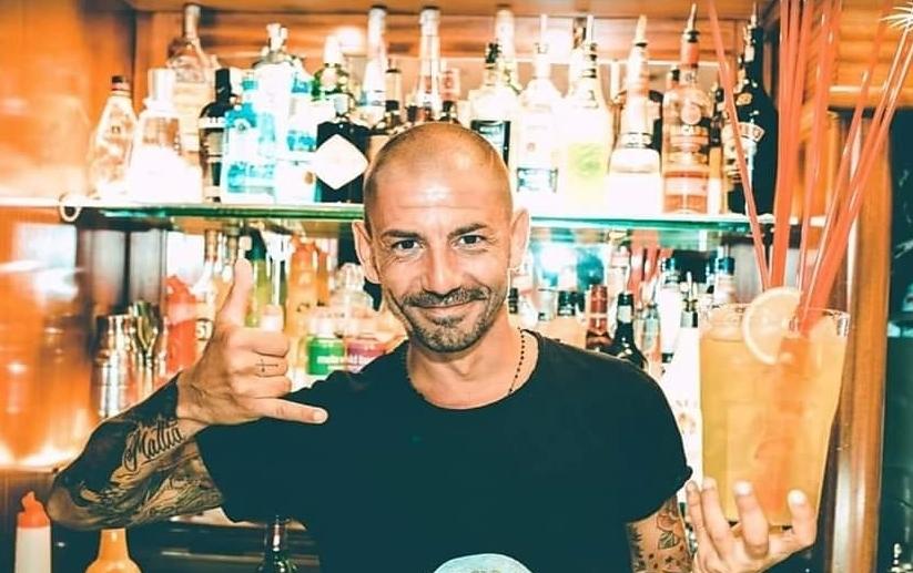 Marco Barattolo, arrestato anche lui oggi con l'operazione Touch&Go- fa il barista a Formia in un noto bar