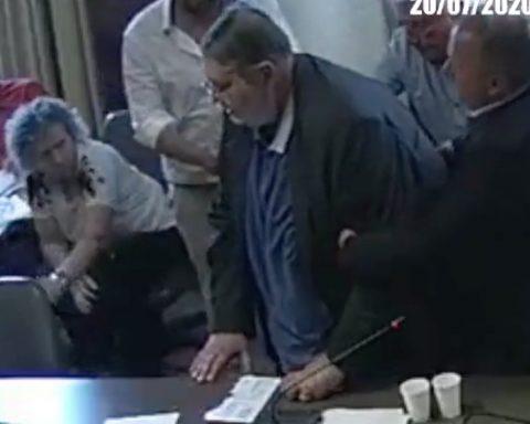 Mauro Carturan, sindaco di Cisterna