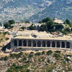 Terracina, Tempio di Giove Anxur
