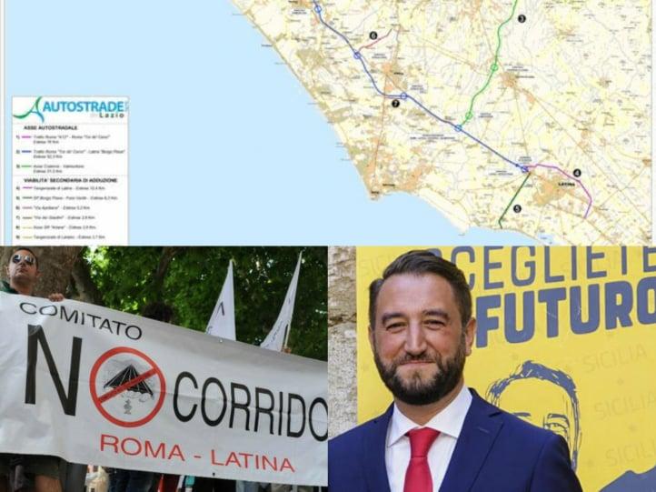 autostrada roma latina