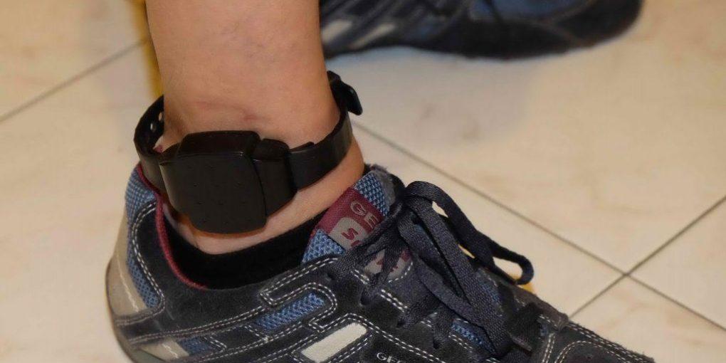 braccialetto elettronico