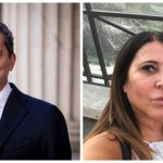 Andrea Cioffi e Marinella Pacifico, entrambi senatori del 5 Stelle ma con posizioni diametralmente opposte sul tema dell'autostrada Roma-Latina