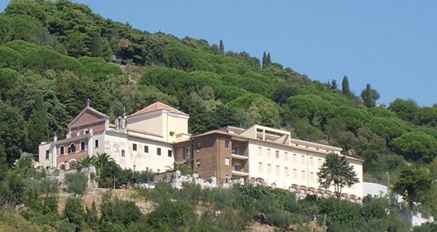 Complesso del Santuario della Madonna del Soccorso di Cori (fonte viaggispirituali.it)