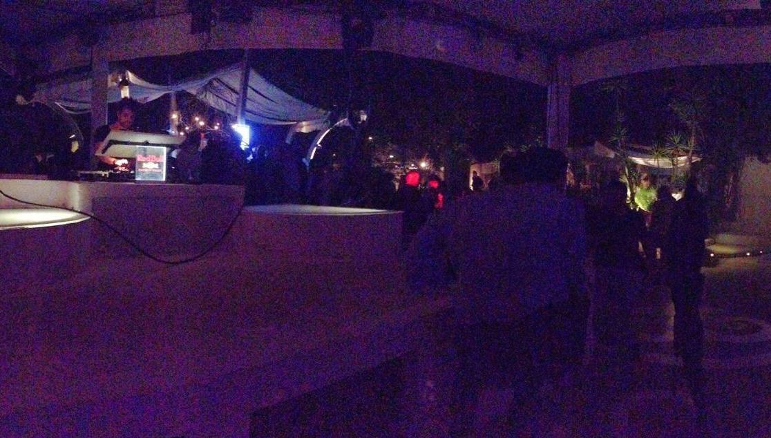 L'Ombelico, discoteca di Latina