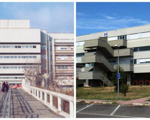 Gli ospedale San Giovanni di Dio di Fondi e Fiorini di Terracina