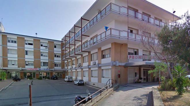 Ospedale Di Liegro di GaetaOspedale Di Liegro di Gaeta