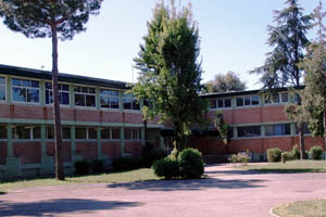 Scuola media Aldo Manuzio, Latina Scalo