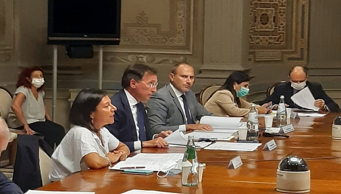 Tavolo della Conferenza unificata tra Stato e Regioni