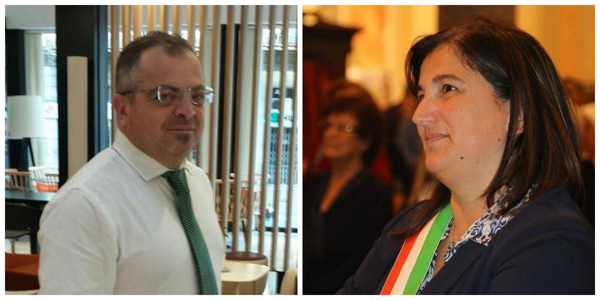 Valentino Giuliani e Roberta Tintari