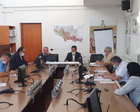 Commissione tutela territorio della Provincia di Latina