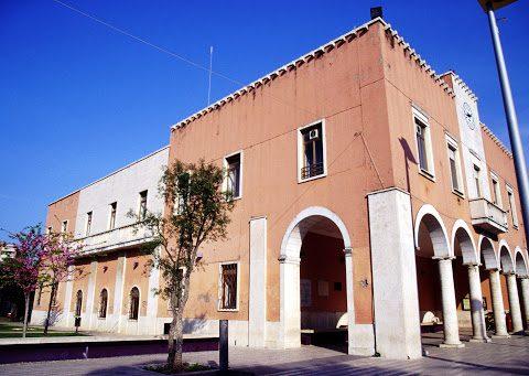 Palazzo Comunale di Cisterna