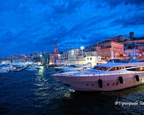 Capitaneria di Porto di Gaeta (foto da BY Pasquale Tartaglia)
