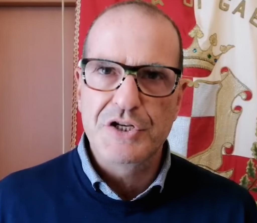 Cosmo Mitrano, sindaco di Gaeta