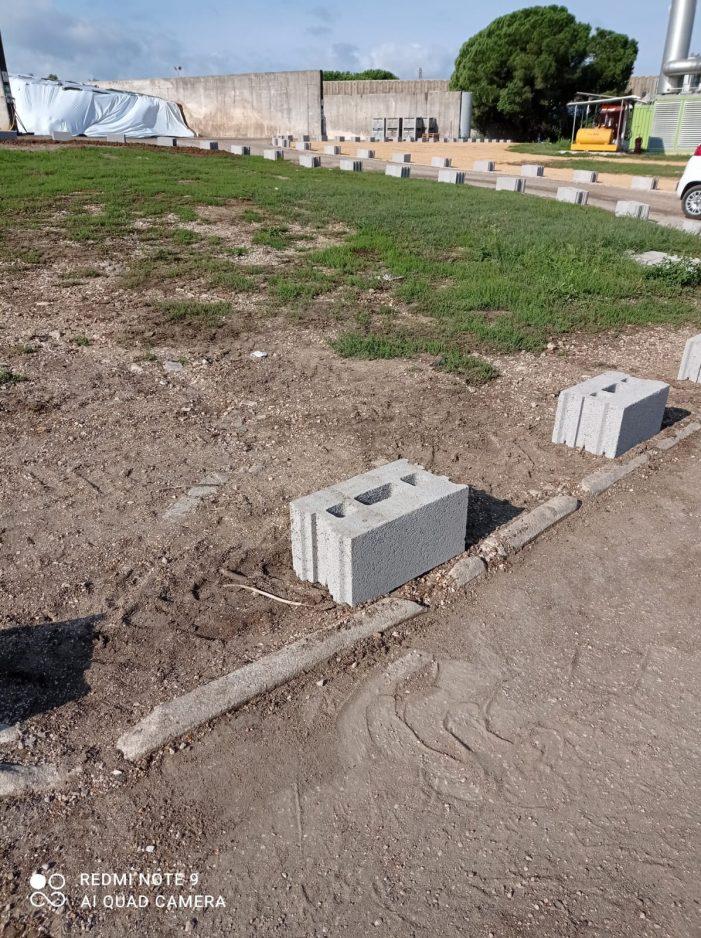 Impianto biomasse, zona industriale di Aprilia