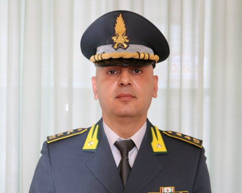 Tenente Colonnello Andreozzi