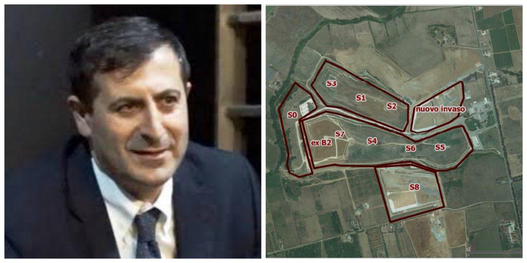 Massimiliano Valeriani e la mappa degli invasi a Borgo Montello