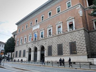 Ministero della Giustizia in Via Arenuala, Roma