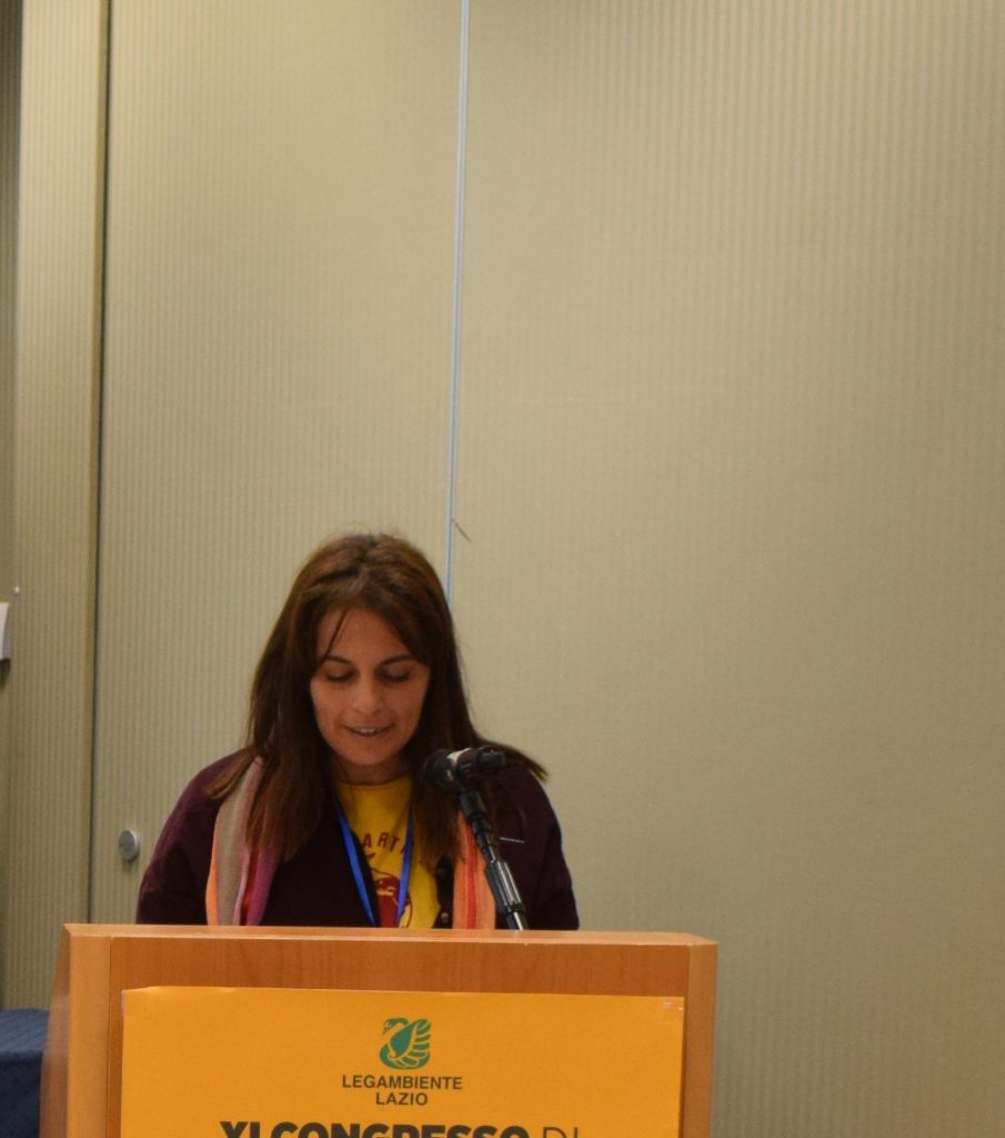 Paola Marcoccia Legambiente