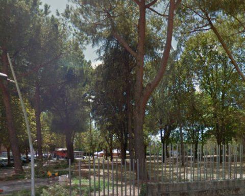 Parco-Via-dei-Mille-Aprilia