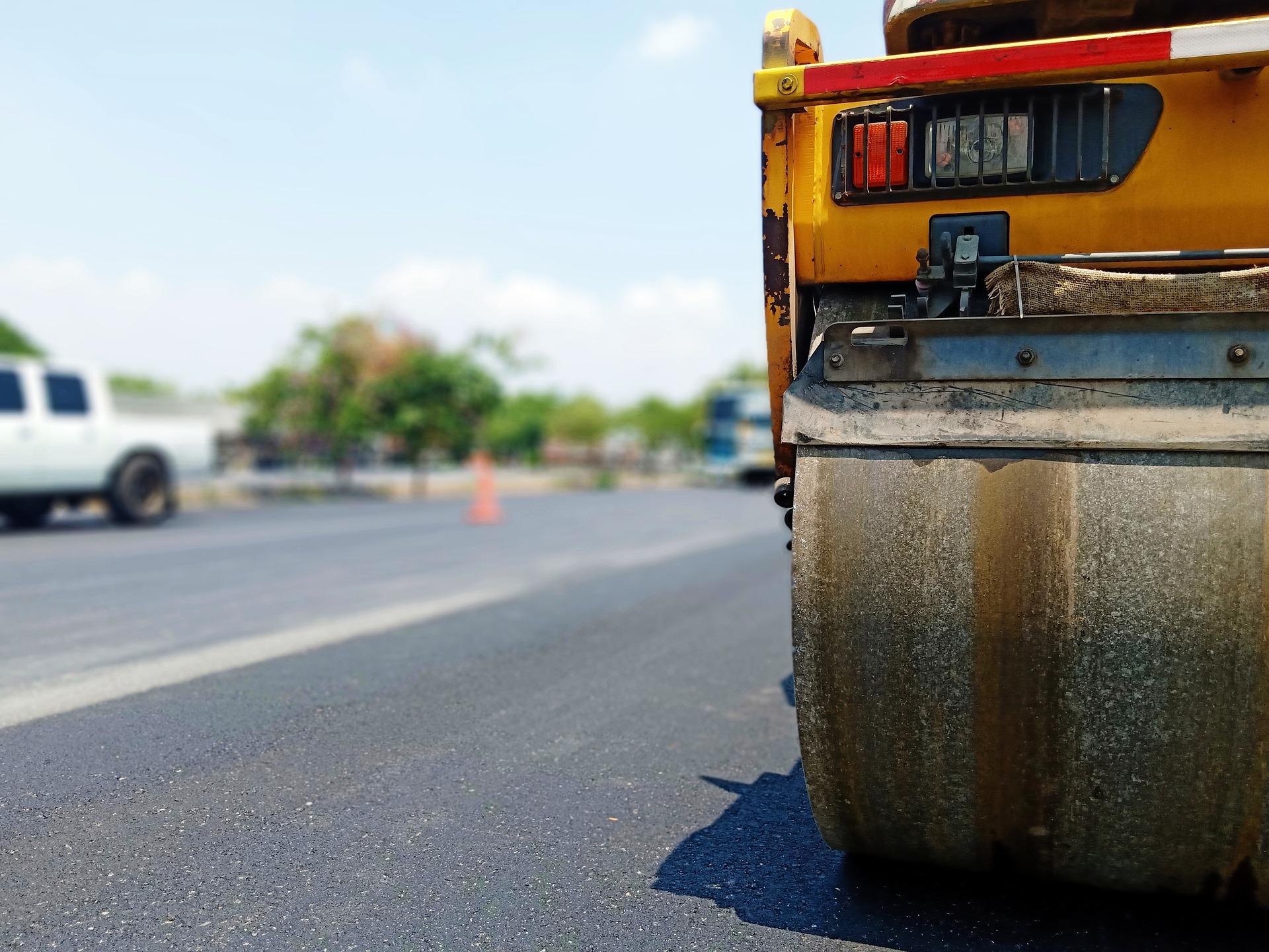 lavori asfalto Formia
