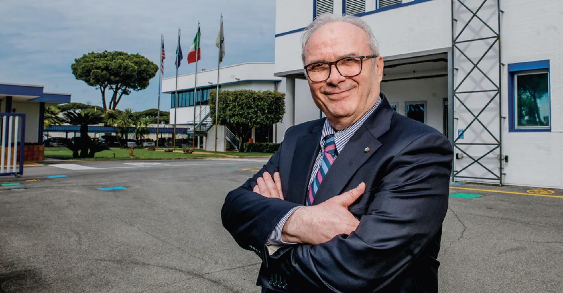 Aldo Braca, ad di Bsp a Latina
