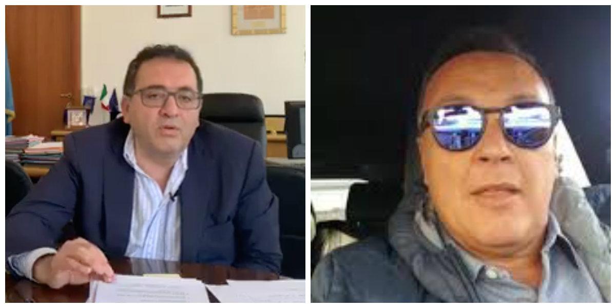 Antonio Terra e Fabio Altissimi