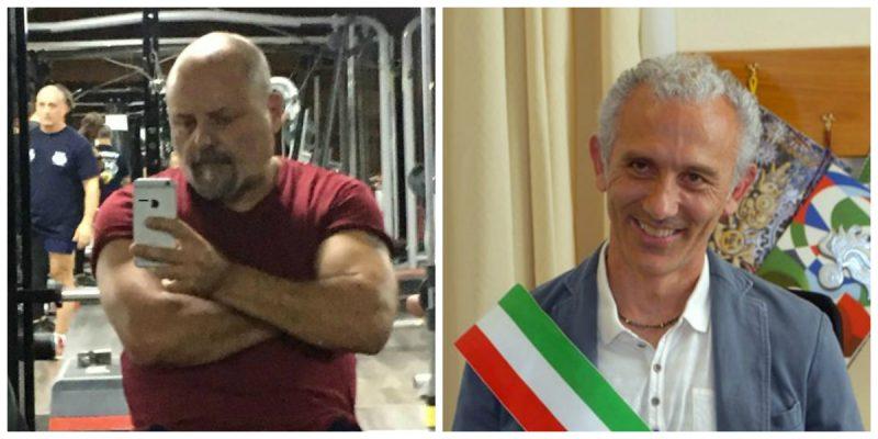 Emanuele Dessì e Damiano Coletta