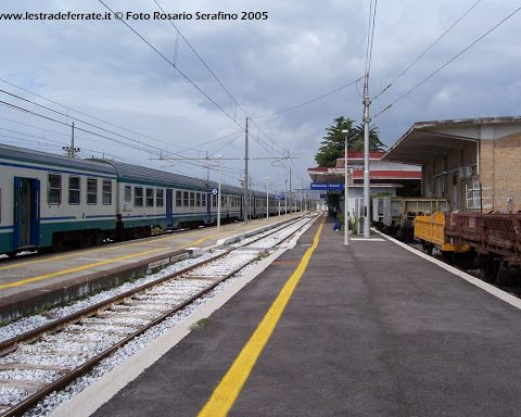 Stazione di Minturno