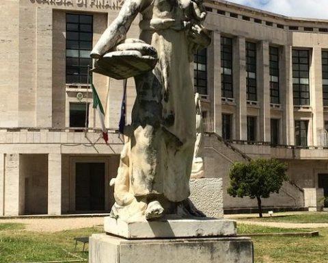 statua ulderico conti