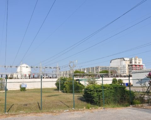 Centrale nucleare a Latina