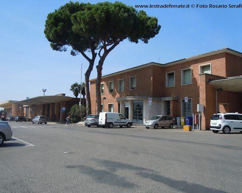 Stazione di Latina Scalo