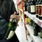 alcolici rubati