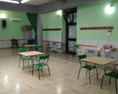 Centro diurno, Via Vittorio Veneto