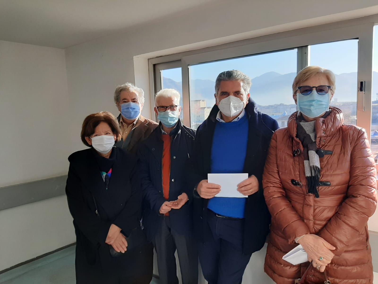 medici di base e pediatri vaccinati assieme al sindaco Maschietto e al direttore sanitario turchetta (2)
