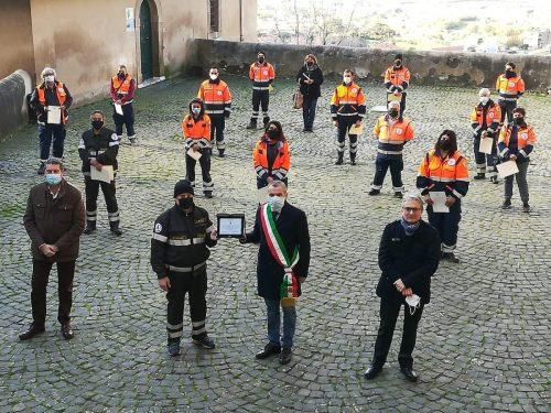 protezione civile cori