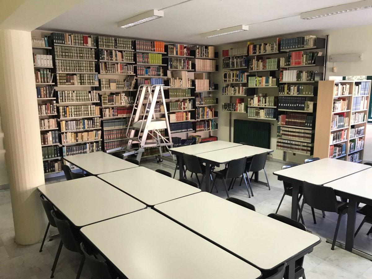 Biblioteca Manzù, Aprilia (foto