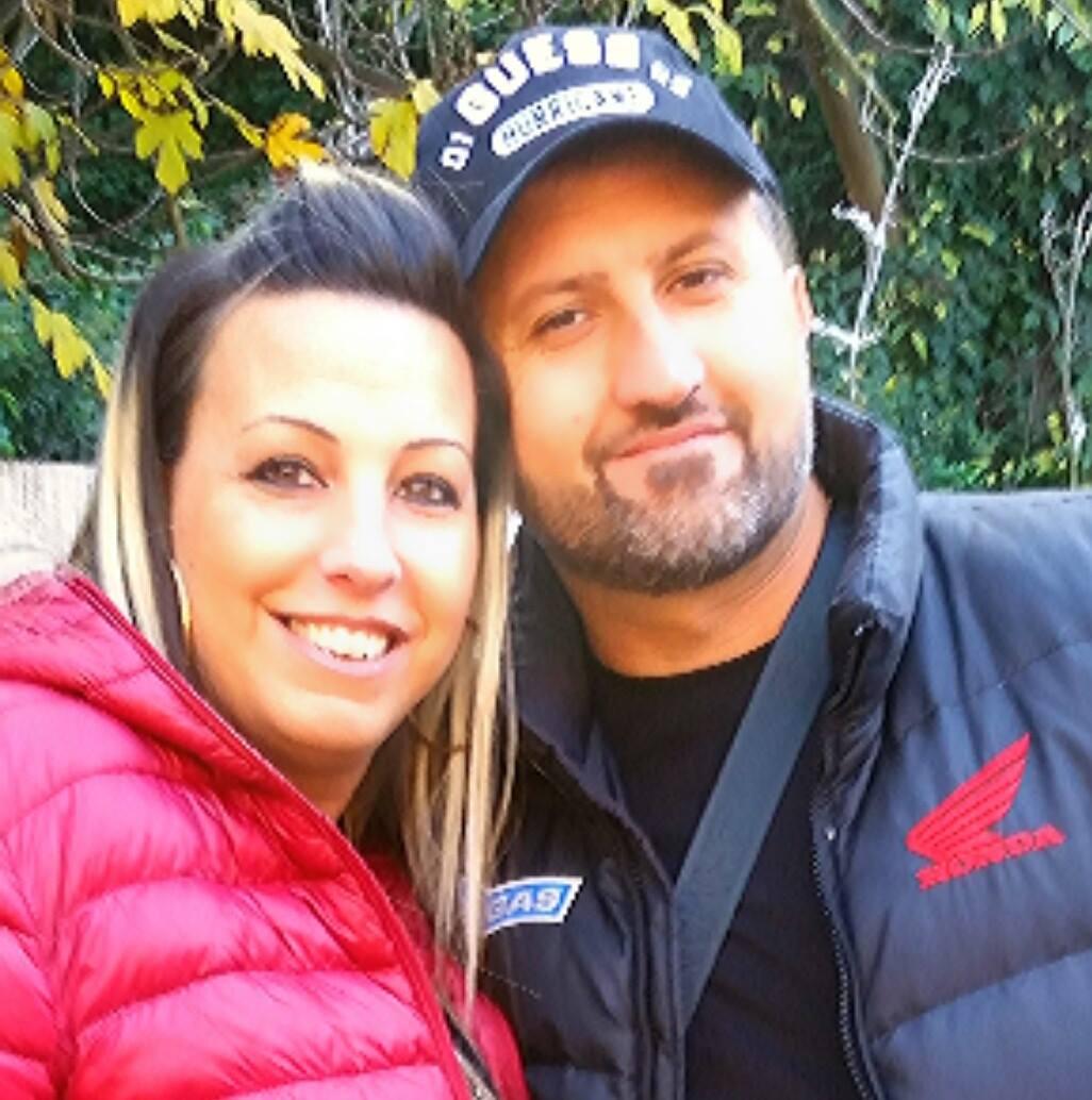 Maria Carmina Messore, detta Marica, e il marito Vincenzo De Martino: entrambi coinvolti dell'operazione Anni 2000