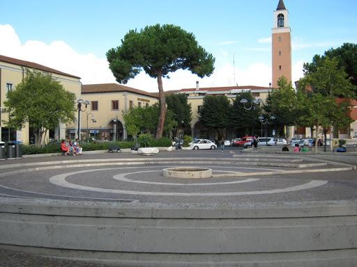 Piazza Roma, Aprilia