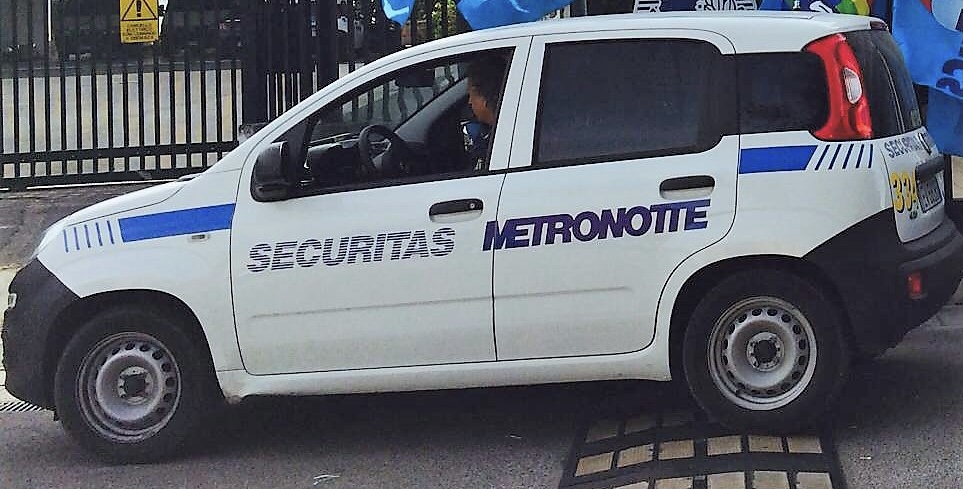 Securitas Metronotte
