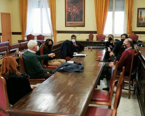 Ufficio-del-Giudice-di-pace-l-incontro-tra-Amministratori-ed-Ordine-degli-Avvocati
