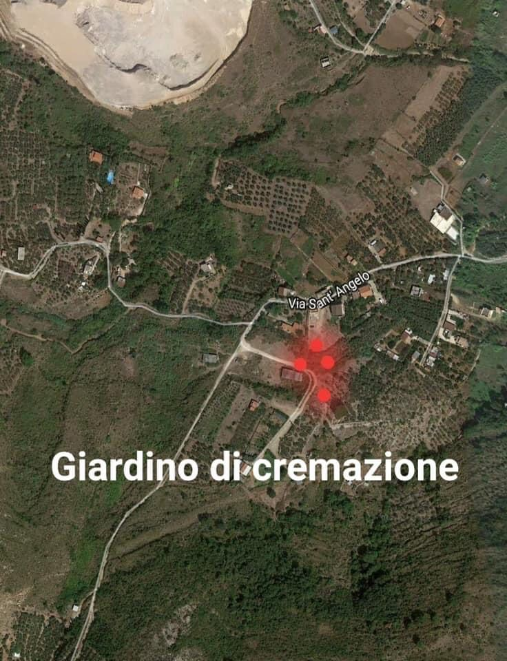 Giardino di cremazione