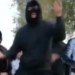 Il video, girato dai giovani ai Palazzoni, che inneggia al Clan Travali
