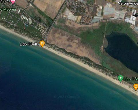 Fondi litorale capratica sperlonga