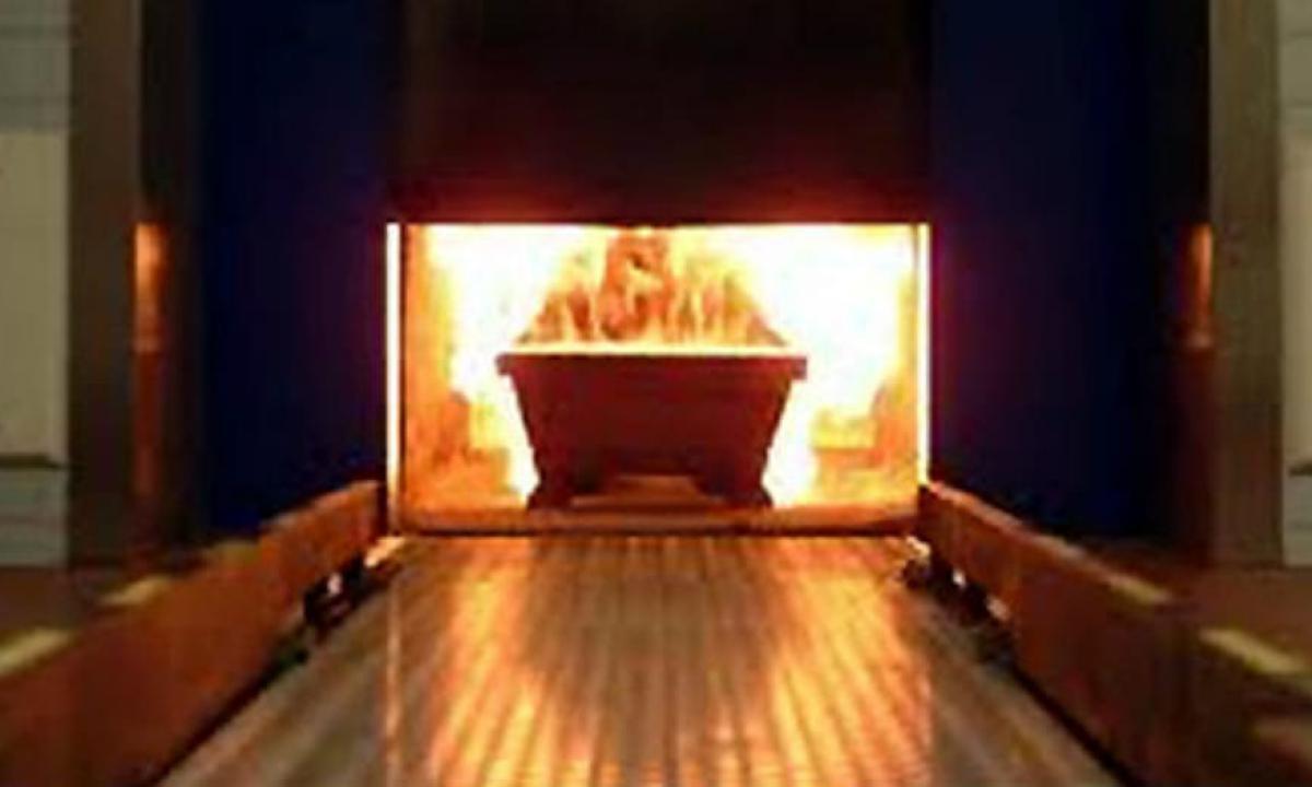 forno crematorio