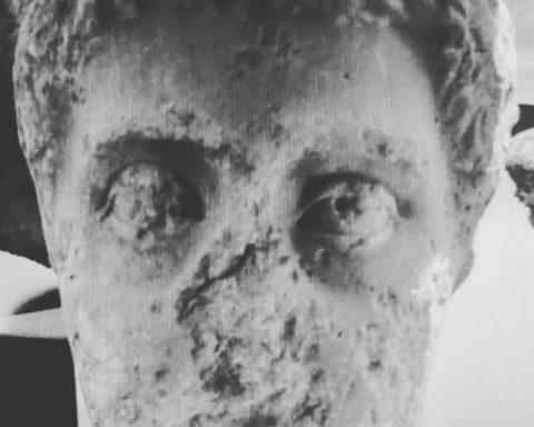 seconda testa romana
