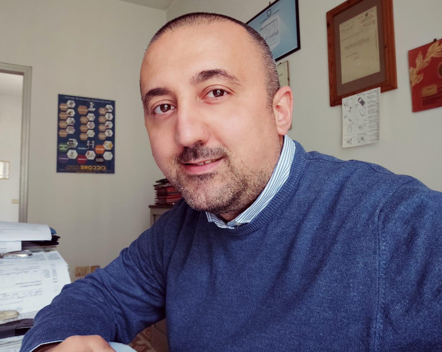 Francesco Ciccone Consigliere Comunale di Fondi Vera (2)