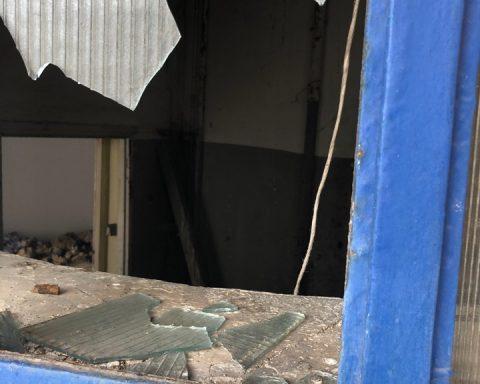 Ex Garage Ruspi, Latina